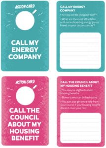 Behaviour Change cards